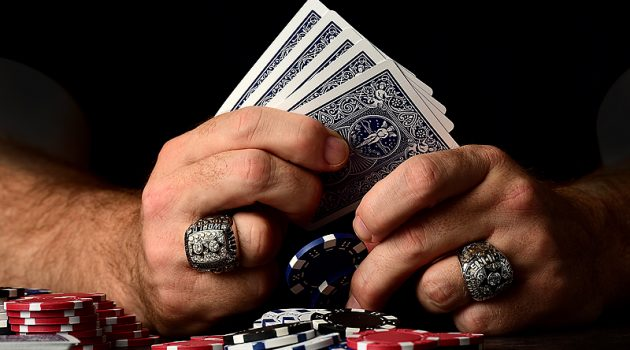 Cattle Baron's Live Auction Item #16: Hold Em' With The Dallas Cowboys*