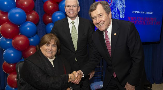 JUST IN: $5M Gift From Rich And Mary Templeton Will Bolster Southern Methodist University's Lyle School Of Engineering