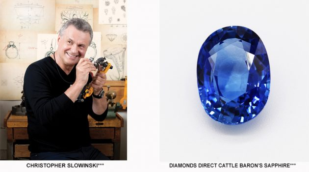 Cattle Baron's Live Auction Item #19: Sapphire In The City*