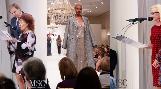 2018 Runway Report Featured Fashions As Well As Facts About The Reality Of Kidney Disease