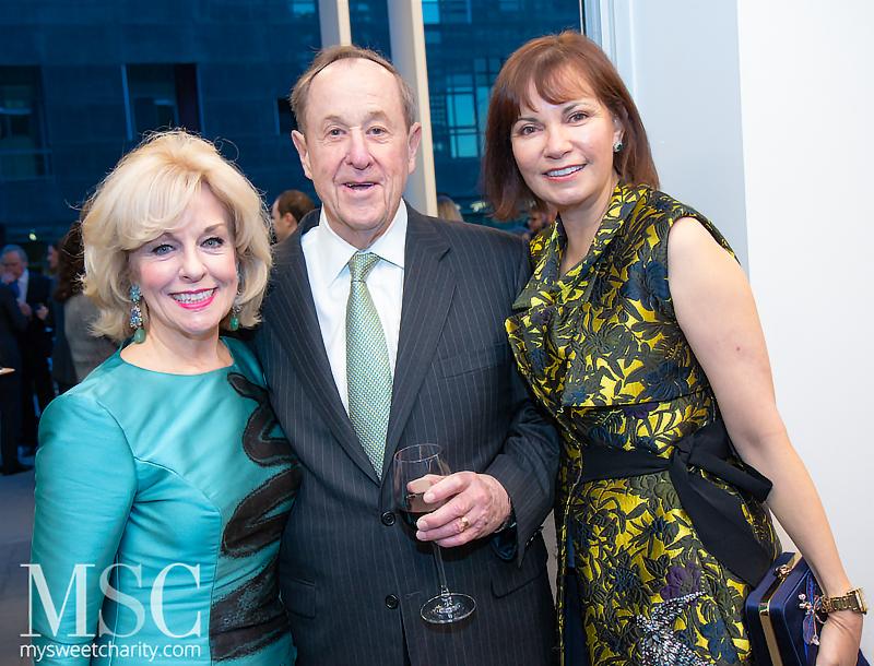 Sandi Chapman, Peter Roberts, Jennifer Roberts