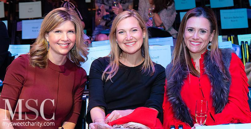 Marybeth Conlon, Allison Small, Andrea Earnhart