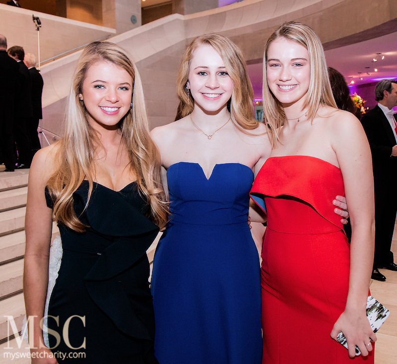 Claire Groves, Molly Molthan, Sarah Smith