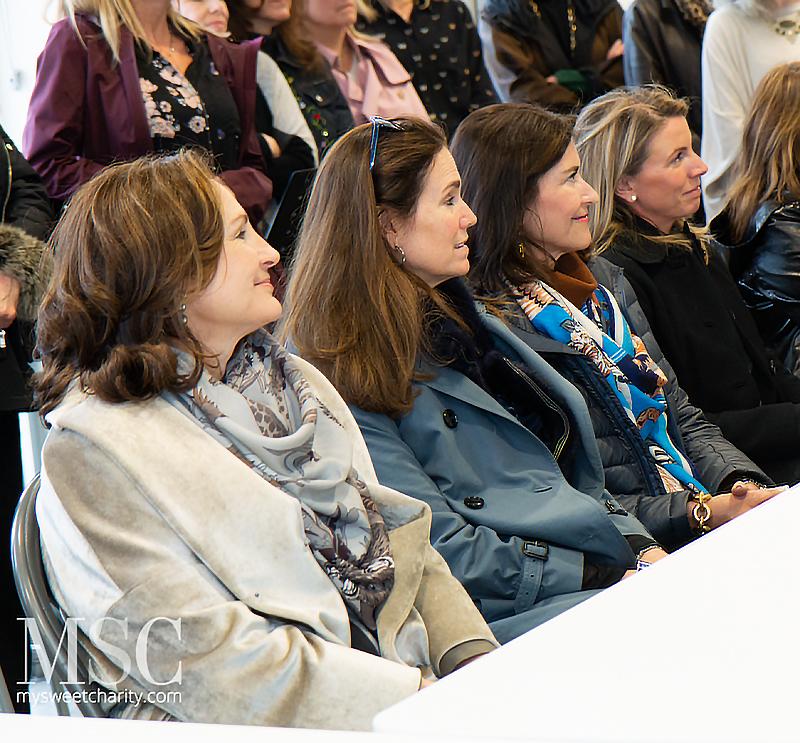 Tucker Enthoven, Margaret Hancock, Sara Lee Gardner, Julie Bagley