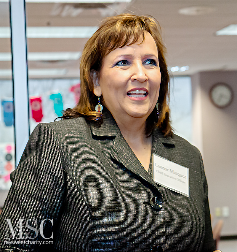 Leonor Marquez, Los Barrios Unidos Community Clinic Inc.