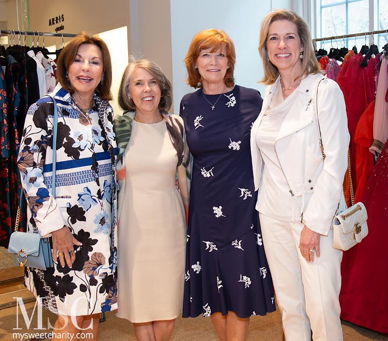Prissy Gravely, Cynthia Mitchell, Beth Thoele, Cheryl Joyner