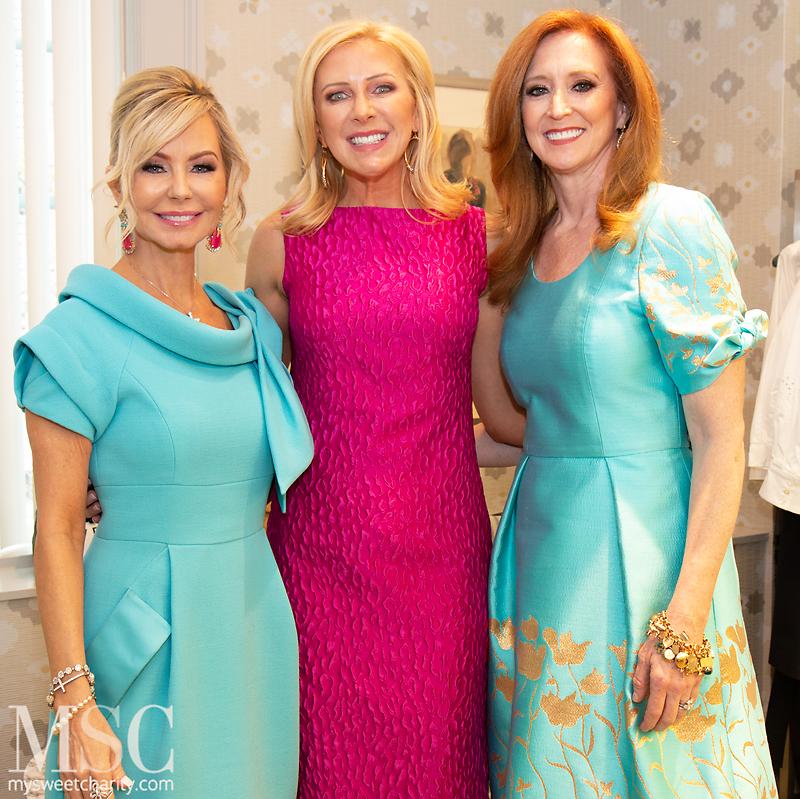 Lisa Cooley, Amy Hegi, Tiffany Divis