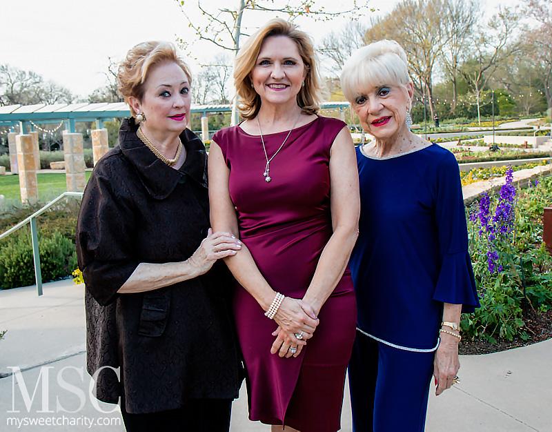 Mary Brinegar, Melissa Lewis, Barbara Bigham