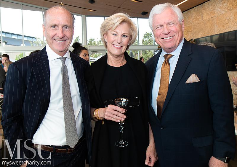 Crawford Brock, Janet Brock, Jim Carreker