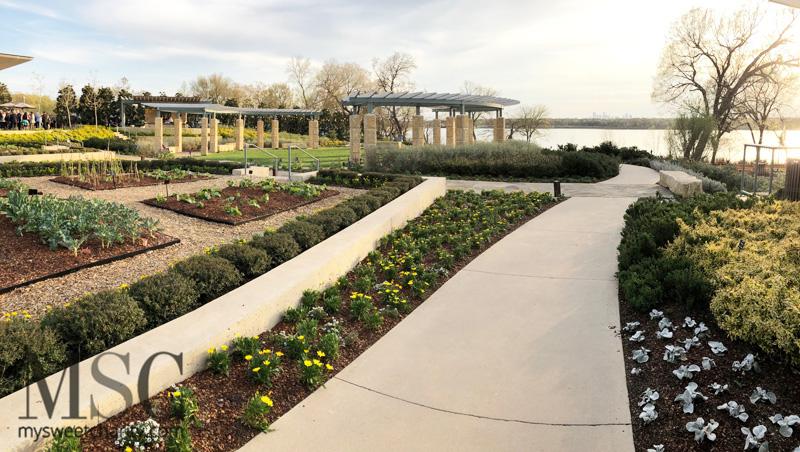 Dallas Arboretum and Botanical Garden, A Tasteful Place