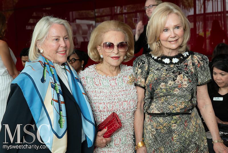 Carolyn Swann, Nancy Dedman, Gayle Stoffel