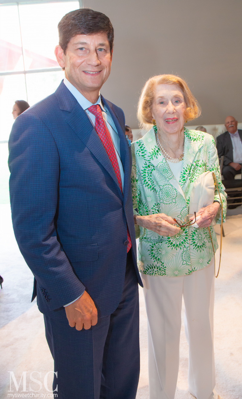 Richard Eiseman, Louise Eiseman