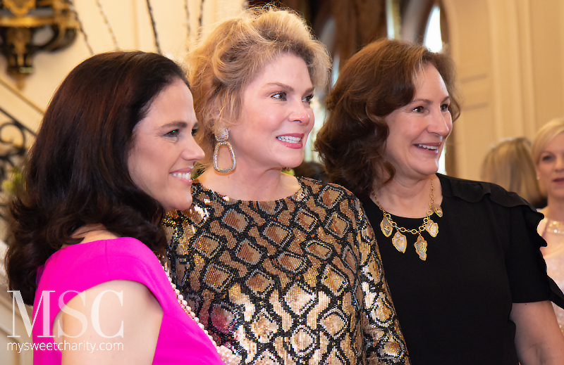 Angie Kadesky, Gail Fischer, Tucker Enthoven