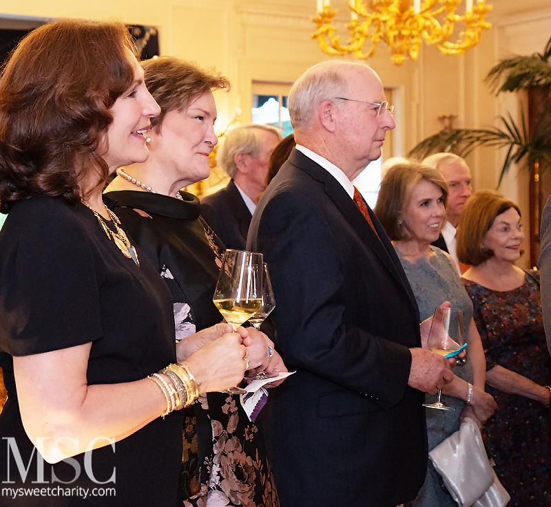 Tucker Enthoven, Margo Goodwin, Bill Goodwin, Cynthia Mitchell, Barbara Stuart