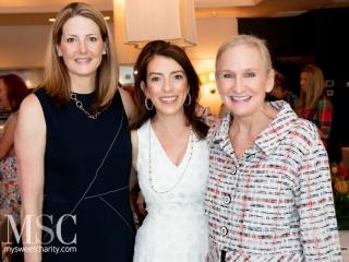 Piper Wyatt, Cara French, Janie Condon