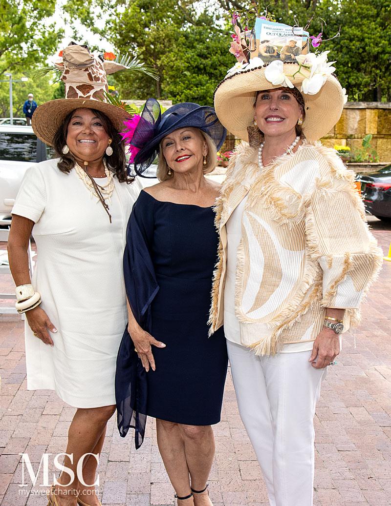Pam Musgrove, Pamela de la Mata, Lori Bush