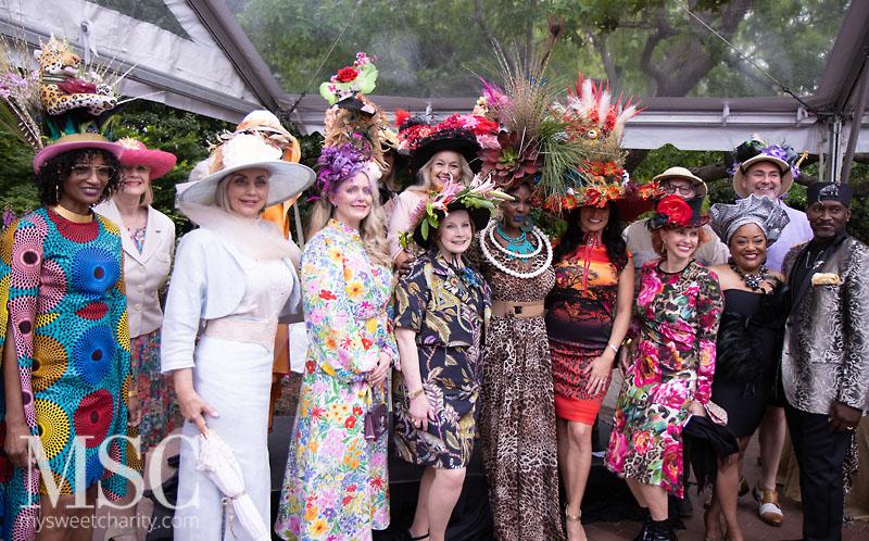 2021 Mad Hatter's Tea winners, judges, Jolie Humphrey
