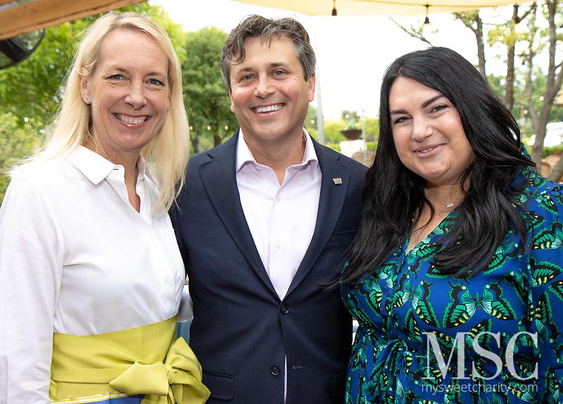 Kelley Schadt, Jim Brown, Daniella Giglio