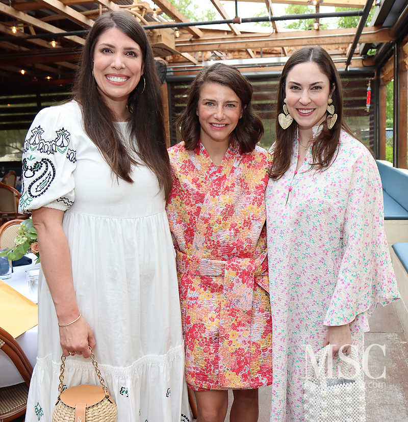 Andrea Cheek, Simone Anderson, Kate Boatwright