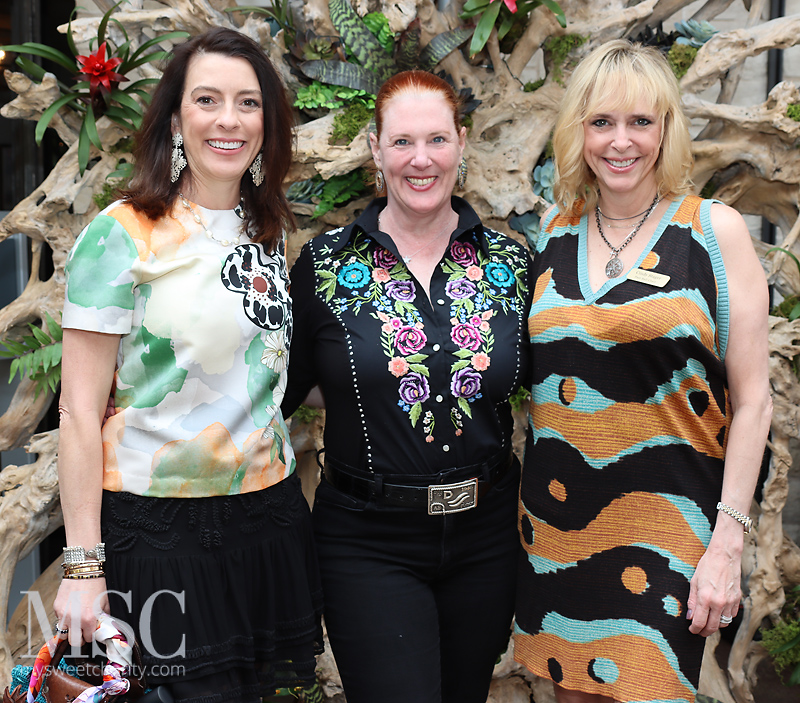 Cara French, Anne Stodghill, Cindy Stager