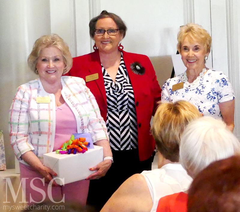 Sharon Pope, Paula Austell, Allice Collerain
