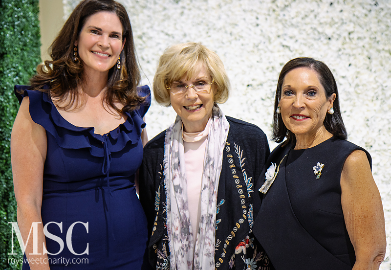 Elizabeth Gambrell, Tincy Miller, Venise Stuart