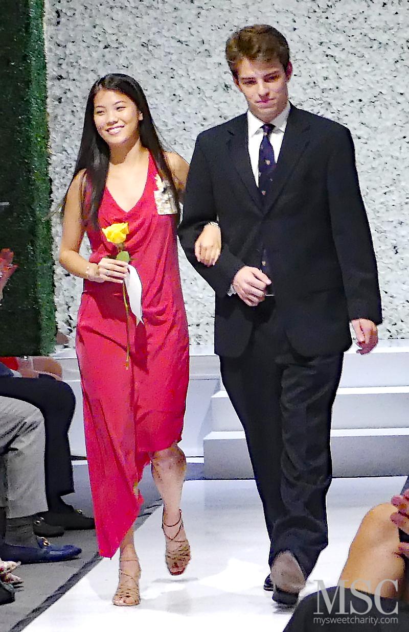 Sophie Hung, Alec Dewar